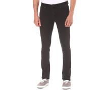Jeans 'Vorta' dunkelbraun