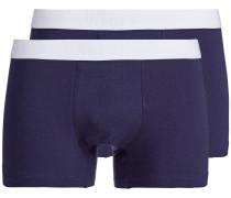 'Tight Tim' Trunk Short blau / weiß