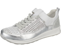 Sneakers Low 'Osaka' silber