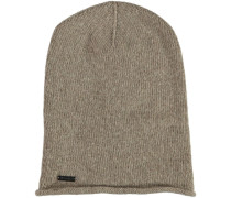 Mütze 'Monaci' dunkelbeige