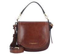 Pearldistrict Handtasche Leder 23 cm