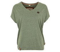 Shirt 'Mir mein Traum leben' hellgrün