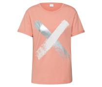 Shirt 'Tepaint' koralle