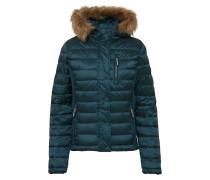 Winterjacke 'luxe Fuji' dunkelblau