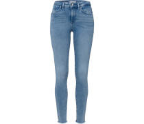 Jeggings 'Como' blue denim
