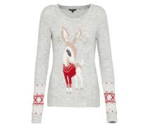 Strickpullover 'bambi Lurex'