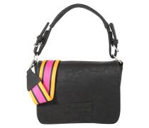 Handtasche 'Odine' schwarz