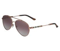 Sonnenbrille rosé