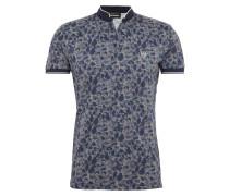 Polo-Shirt im Camouflage-Design