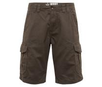 Shorts 'twill Bermuda Morris' khaki