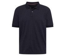 Poloshirt 'micro Print Regular Polo'