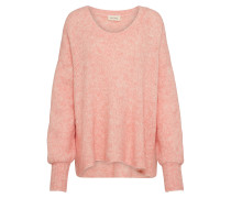 Oversize Pullover rosa