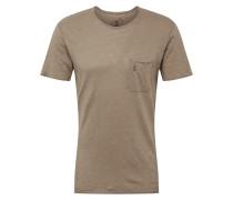 Shirt 'Ronny' oliv