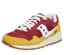Sneaker 'shadow 5000' gelb / rot / weiß
