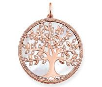 Kettenanhänger 'Weisser Tree of Love Pe761-435-14'