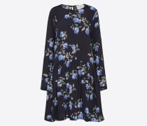 'Riba' Dress blau / schwarz