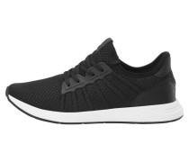 Sneaker 'Pull-on' schwarz