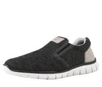 Slip-On-Sneaker grau