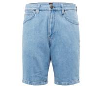 Jeans 'pipes' blue denim
