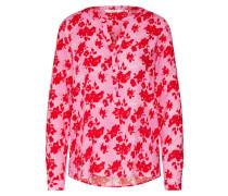 Bluse pastellpink / hellrot