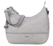 Handtasche 'Field' grau