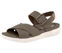 Sandale 'Wilesport Leather Sandal' oliv