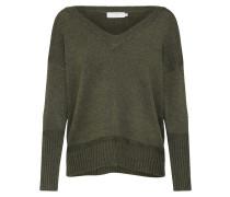 Pullover 'Amelia' dunkelgrün