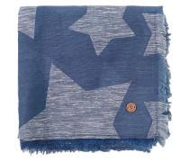 Schal blau