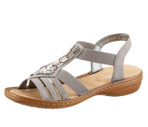 Sandale creme / camel / taupe
