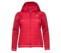 Polo Team Steppjacke rot