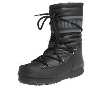 Snowboots '' grau / schwarz