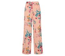 Hose 'floral Print Pant' rosa