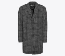 Herrenjacke 'wool Optic Check' anthrazit