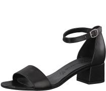 Sandale 'Medium Sling' schwarz