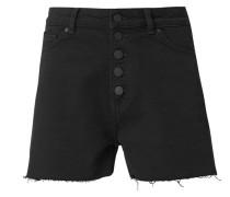 Shorts 'Mum' schwarz