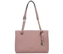 Schultertasche 'Cora' 30 cm pink