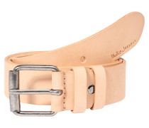 Ledergürtel 'Pedersson Leather Belt'
