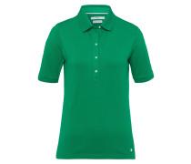 Poloshirt 'Cleo' grün