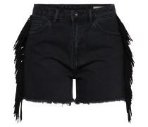Shorts 'vmanna MR Side Fringe Shorts'
