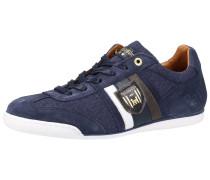 Sneaker dunkelblau / brokat / weiß
