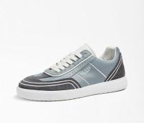 Sneaker 'mercurio' grau / blau