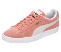 Sneaker 'Suede Classic' altrosa / perlweiß