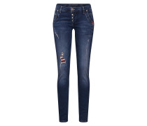 Jeans 'Petra' blue denim