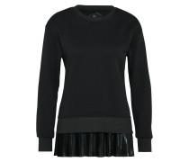 Sweatshirt 'Neva' schwarz