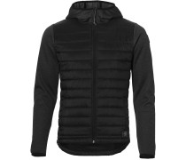 Jacke 'PM X-Kinetic Full ZIP Hood' schwarz