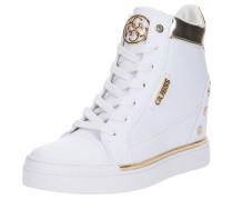Sneaker 'finly' weiß