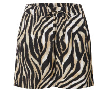 Shorts 'isole' schwarz