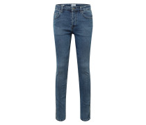 Jeans 'loom 5416' blue denim