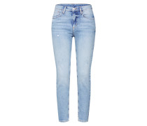 Jeans 'b.up Cute H.w.' blue denim