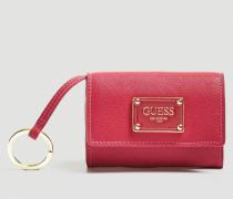Schlüsselanhänger 'Marvellous' gold / pitaya
